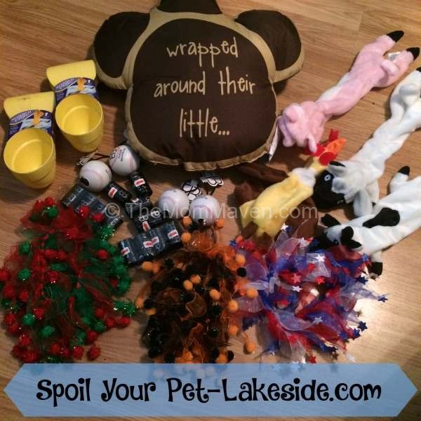 Spoil Your Pet with gifts from Lakeside
