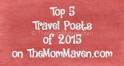 Top 5 Travel Posts of 2015