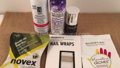 Beauty Box 5 -A Great Gift for your Valentine