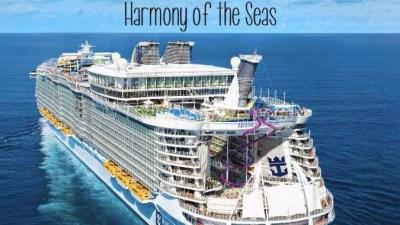 Let's Take a European Cruise on Harmony of the Seas