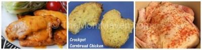 10 Easy Crockpot Chicken Recipes