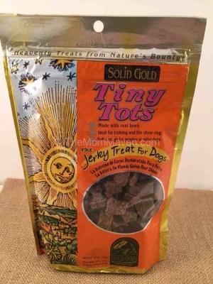 Solid Gold Tiny Tots Lamb Jerky Dog Treats