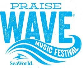 praise wave at SeaWorld