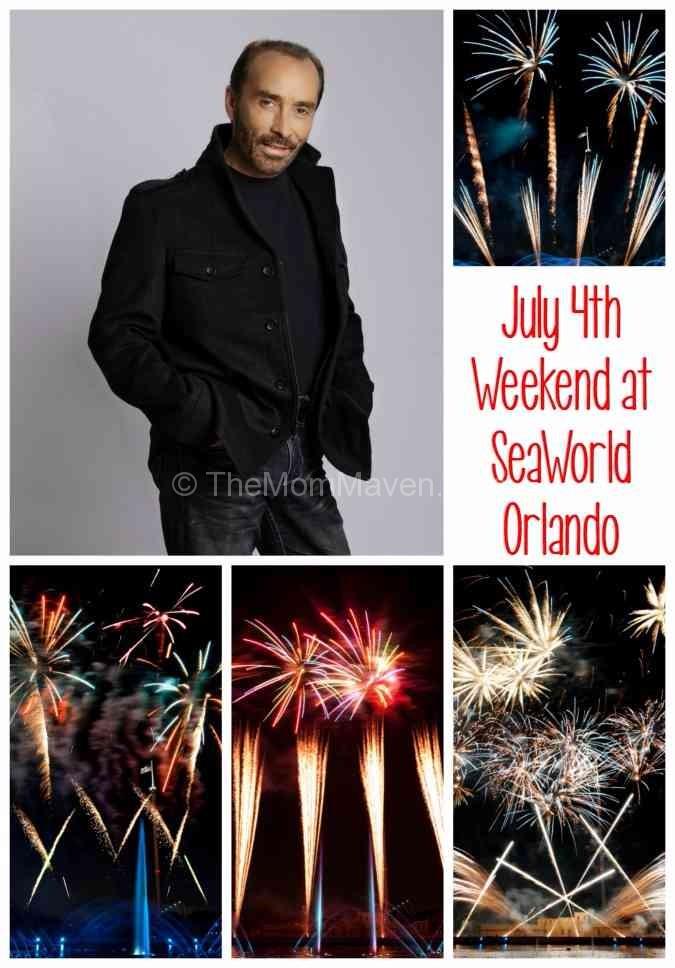 July 4th weekend at SeaWorld Orlando