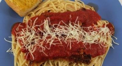 Stove Top Chicken Parmesan