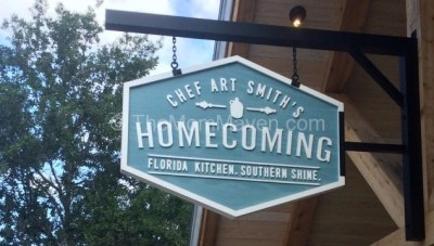 Chef Art Smith's Homecoming Restaurant Review