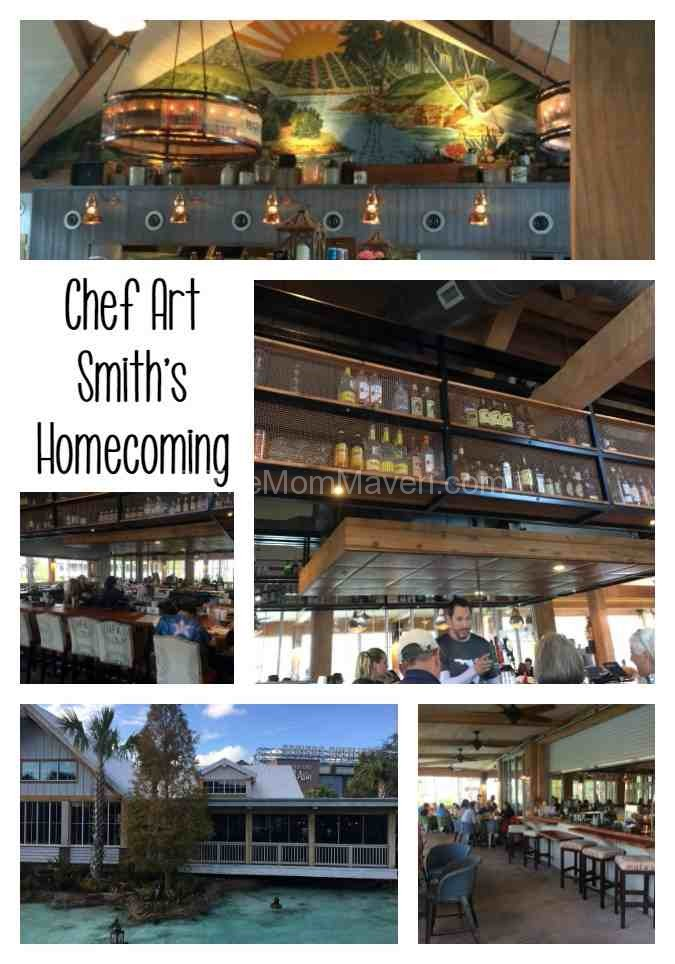 Checf Art Smith's Homecoming Restaurant at Disney Springs is a fresh and delicious addition to Walt Disney World.