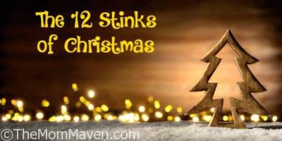 Let Febreze Help You get Rid of the 12 Stinks of Christmas