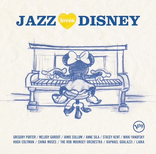 Jazz loves Disney is a fresh new take on beloved Disney songs by some of the jazz greats of our day.