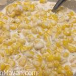 Slow Cooker Herbed Creamed Corn