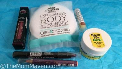 May Beauty Box 5 Goodies