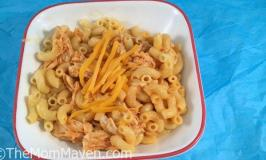 Buffalo Chicken Mac n Cheese