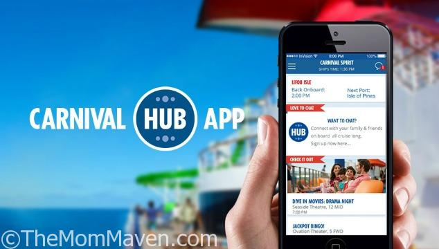 Download The Carnival Hub App Before Your Next Cruise