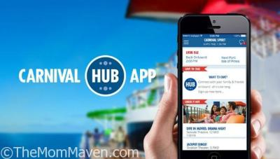 Download the Carnival Hub App Before Your Next Cruise ...