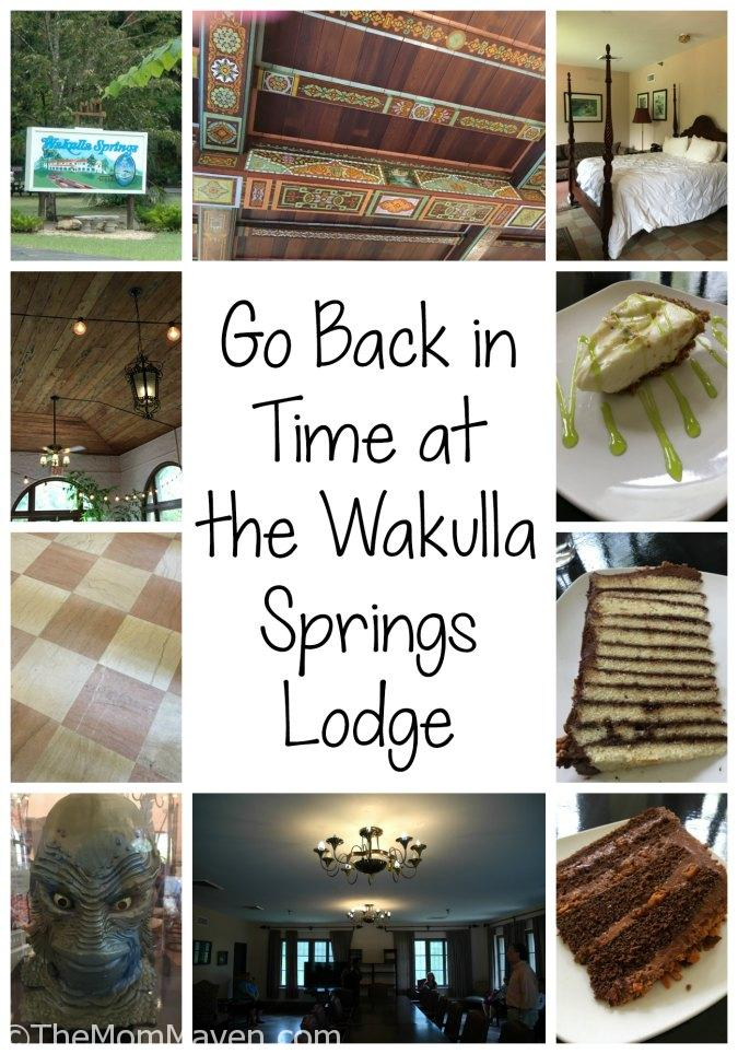 A visit to Wakulla County, Florida isn't complete without seeing the Wakulla Lodge and Springs.