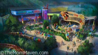 Walt Disney World Coming Attractions