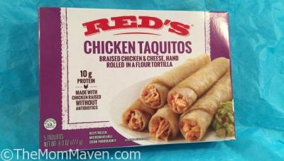 Red's All Natural Taquitos Giveaway