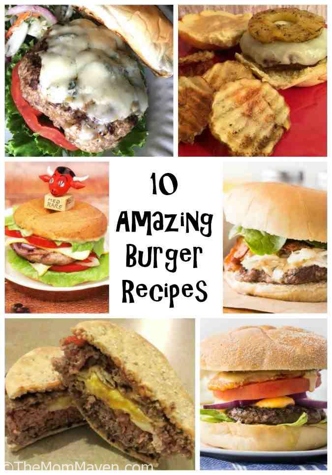 I decided to get together with some of my favorite bloggers and put together this collection of epic restaurant quality burger recipes you can make at home.