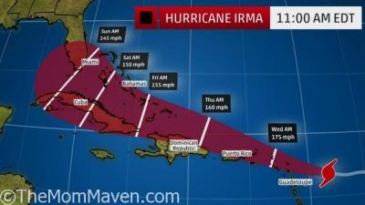 We Are Preparing for Hurricane Irma