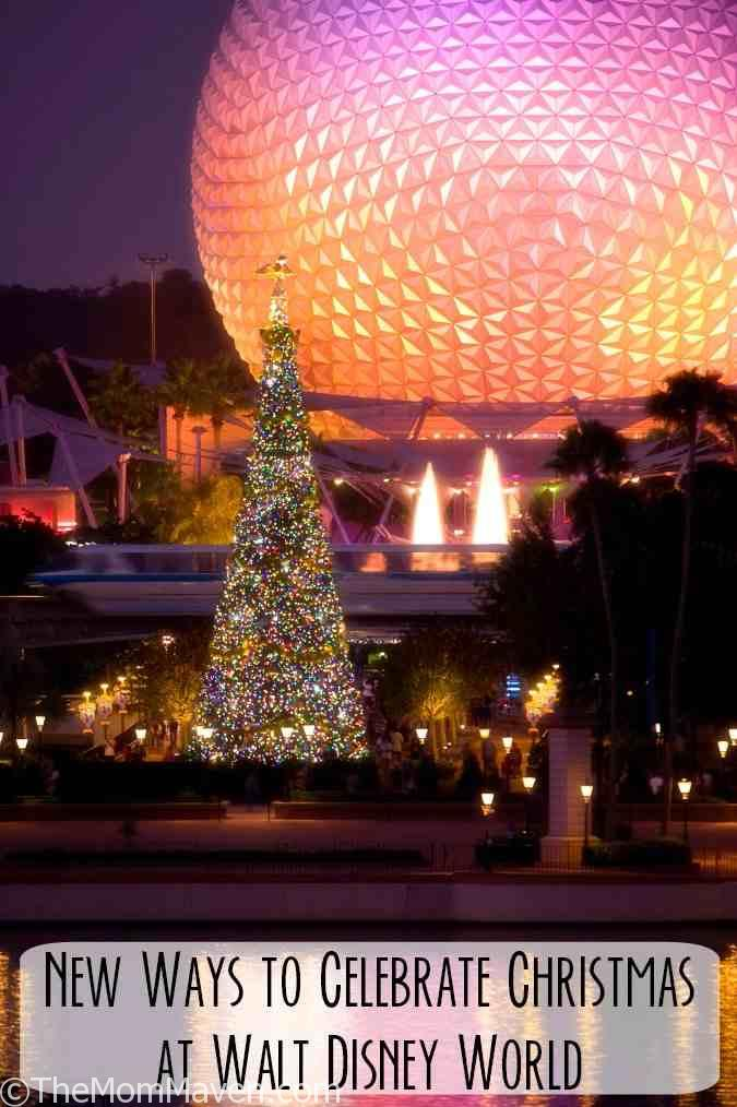The Epcot International Festival of the Holidays is a Yuletide Extravaganza running from November 19-December 30, 2017.