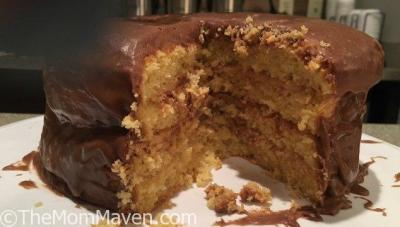 Peanut Butter Cup Cake Recipe