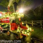 Christmas Town at Busch Gardens Tampa Bay