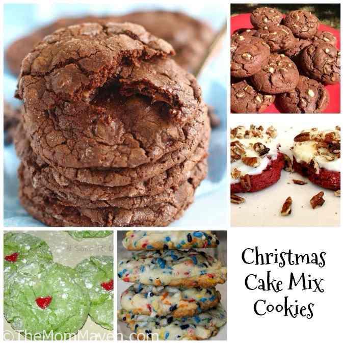 Cake Mix Gluten Free Cookies