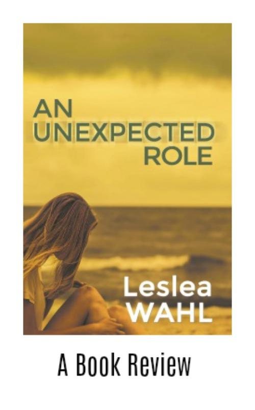 An Unexpected Role is like reading three books in one, it is part coming of age, part mystery, and part romance.