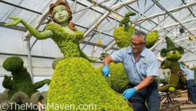 Plan Now to Visit the 25th Epcot International Flower & Garden Festival