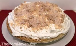 Yoder's Amish Peanut Butter Pie Recipe