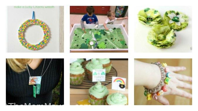 Since my 45 St Patrick's Day Recipes to Bring Out Your Irish Side post went so well, I thought I'd follow it up with 25 St Patrick's Day Crafts and Activities! This way I've given you everything you need for a fun St Patrick's Day celebration all in one place.