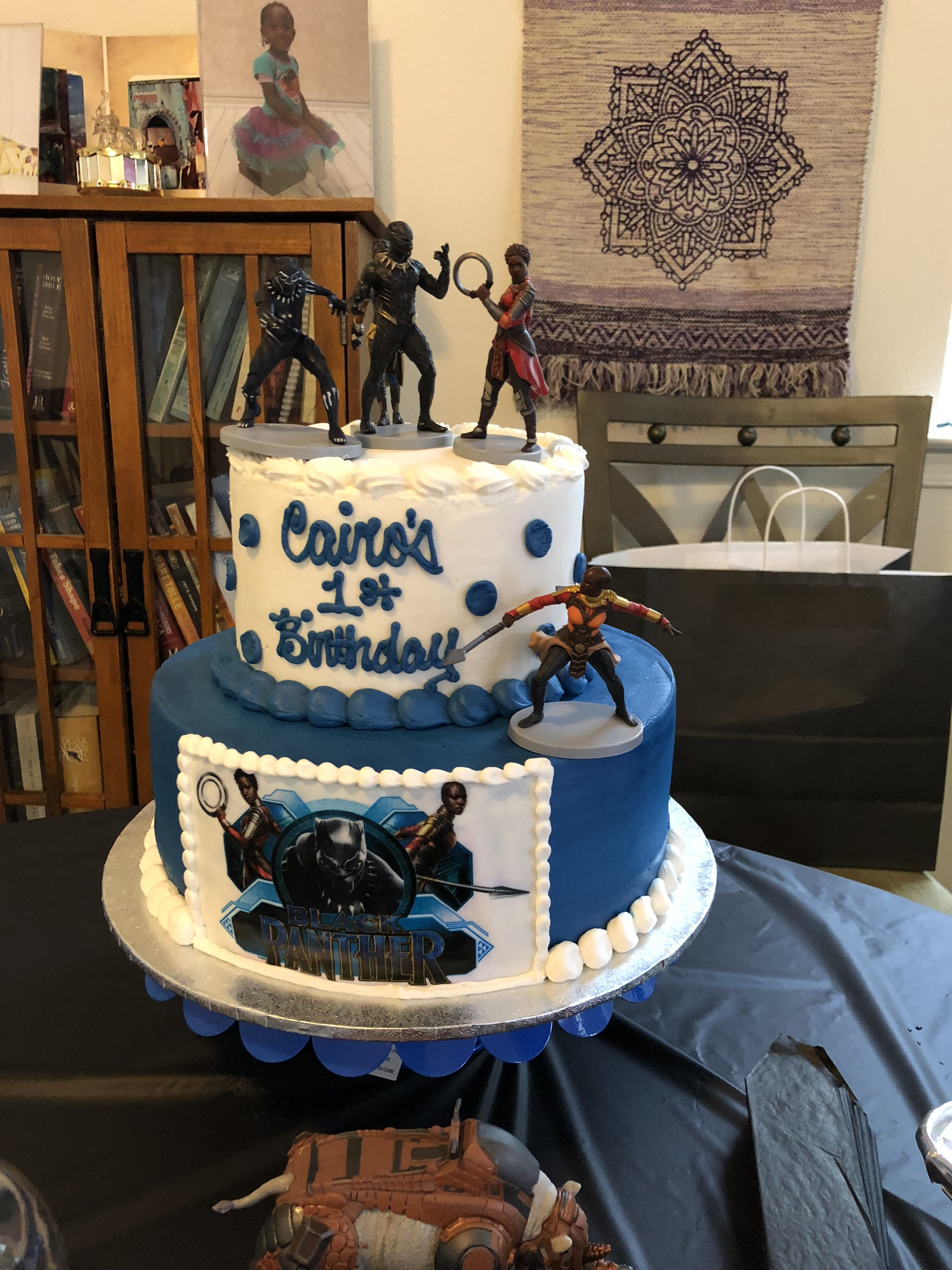 How To Plan A Black Panther Birthday Party In 7 Steps