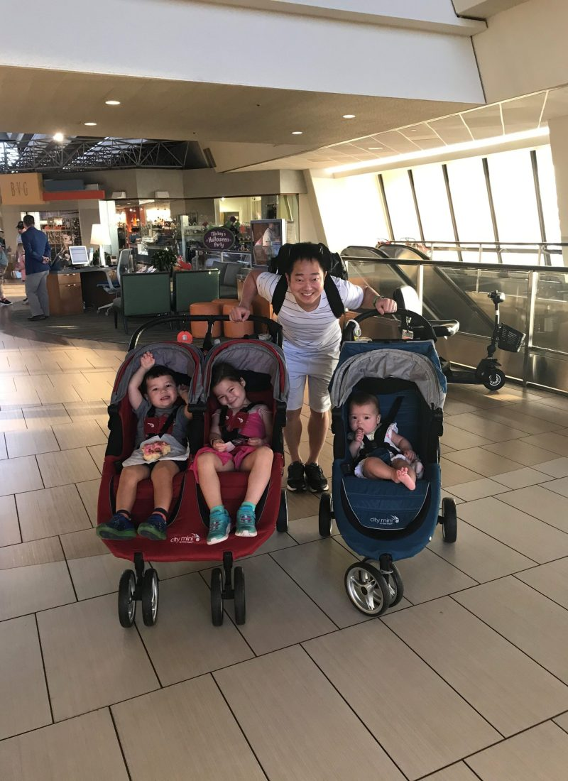 Our secrets and tips to surviving Disney World with 3 under 5!