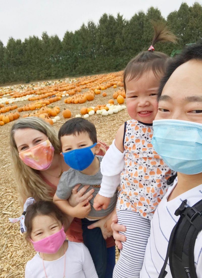 Top Six Tips for Apple Picking or Pumpkin Patch During a Pandemic