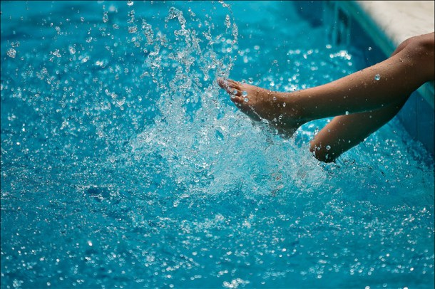 From the Archives: How we almost became a drowning statistic