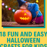 halloween crafts/diy/fun/easy/kids/toddlers/preschool