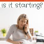 labor/signs/symptoms/childbirth/birth/pregnant/pregnancy/mom/baby