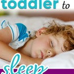 How To Peacefully Transition Your Toddler To Their Own Bed