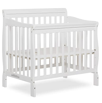 best convertible mini crib for small spaces