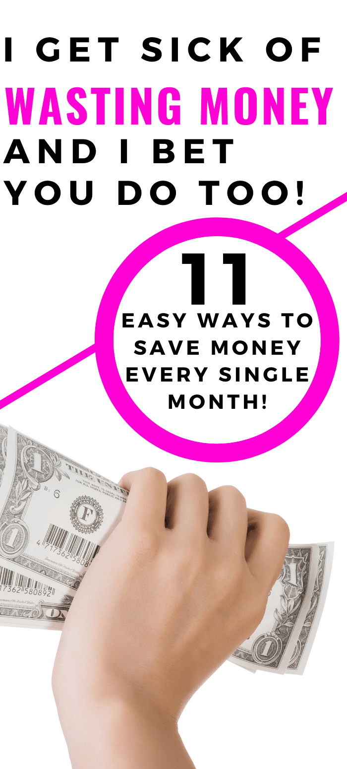 how to save money monthly/how to stop spending so much