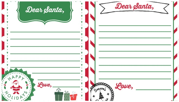 letter to santa template pdf