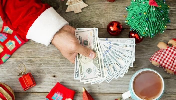 how to save money for christmas/christmas on a budget