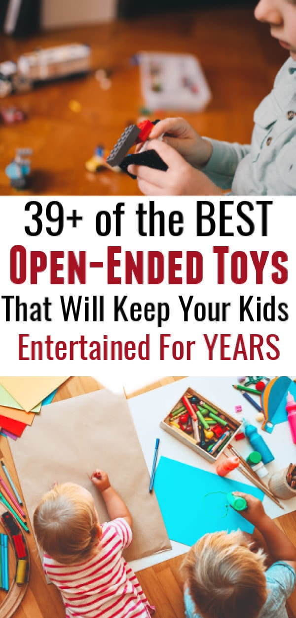 creative toys for kids/open ended toys for kids