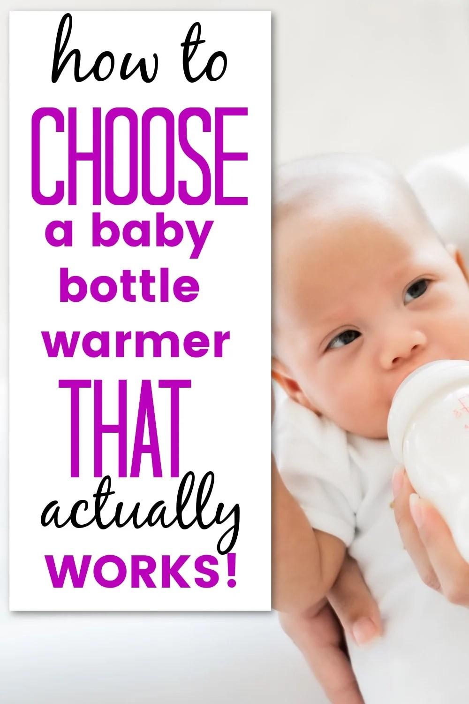 best baby bottle warmers