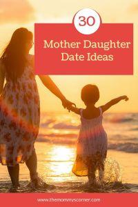 Mother Daughter Date Ideas
