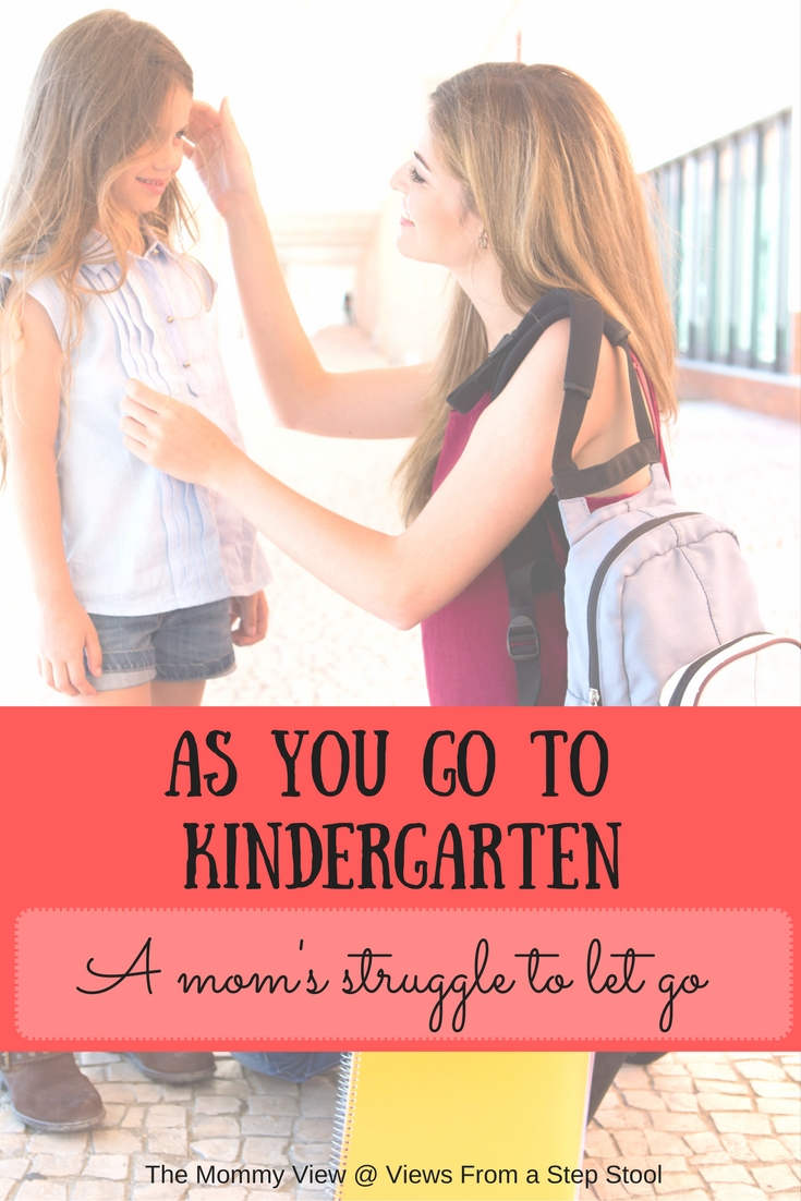 Go to Kindergarten Pin