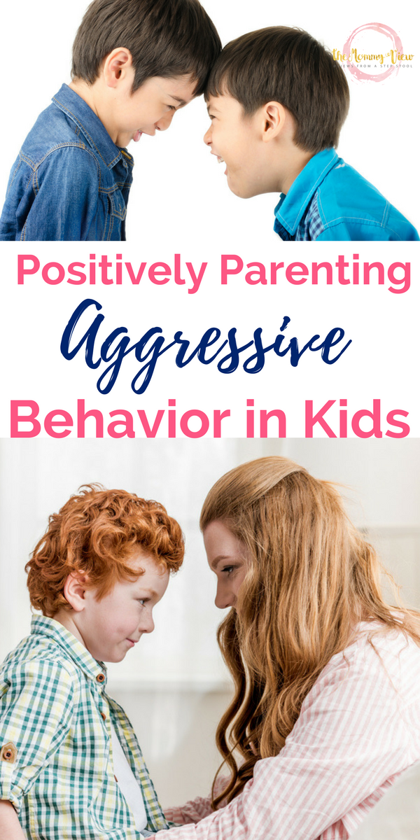 As parents it can be difficult to know how to respond to your child's anger and aggression, here are some tips to gently handle aggression.