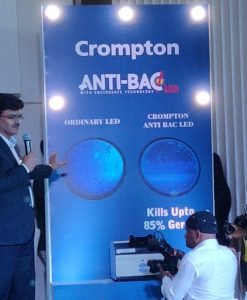 Crompton's Anti-Bac LED