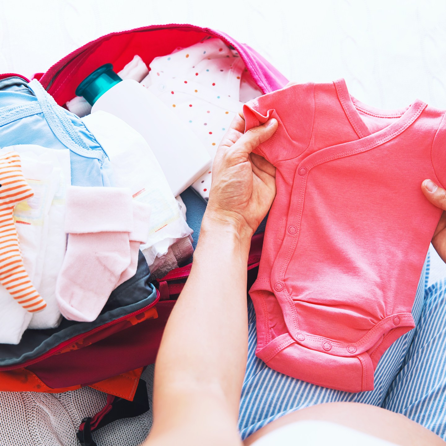 Checklist – Packing List For Travelling With Your Baby