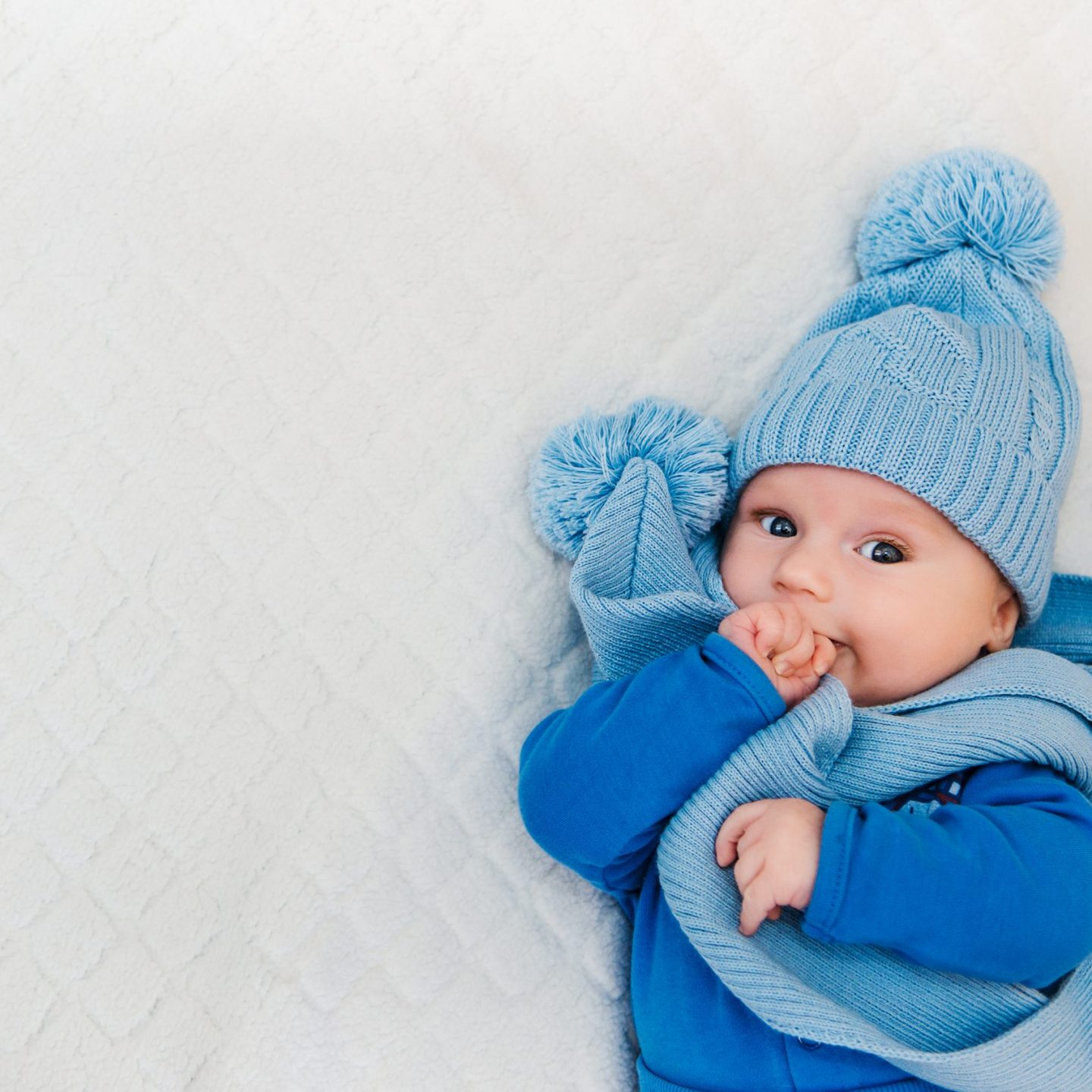 How To Protect Baby's Skin In The Winter?